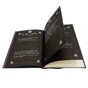 دفترچه مرگ مطابق با نسخه انیمه دث نت