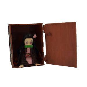 فیگور نزوکو داخل جعبه سری اهریمن کش